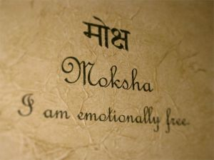the-word-moksha-mokeshah-is-an-ancient-sanskrit-sutra-that-means-freedom-liberation-or-release-the-1425912217k4g8n